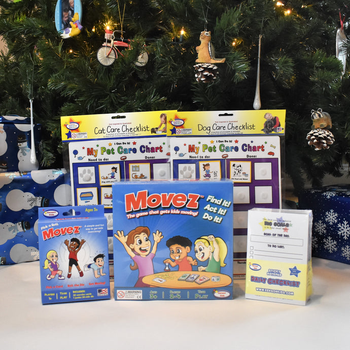 Christmas Gift Ideas by Kenson Kids® that have Benefits Beyond the Fun