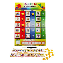 "Load image into Gallery viewer, ""I Can Do It"" My Daily Checklist by Kenson Kids - Kenson Parenting Solutions"