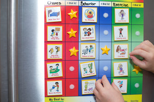 """I Can Do It!"" Reward Chart Supplemental Exercise Pack by Kenson Kids"