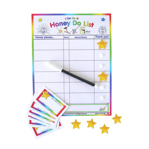Kenson's Honey Do List by Kenson Kids - Kenson Parenting Solutions
