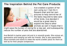 "Load image into Gallery viewer, ""I Can Do It!"" Supplemental Dog Care Pack by Kenson Kids"