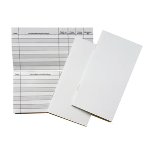 On Track! Tracking Register Refill, set of 3