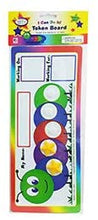 "Load image into Gallery viewer, ""I Can Do It!"" Token Board Caterpillar Incentive Chart (3 Pack) by Kenson Kids - Kenson Parenting Solutions"