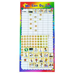 We Can Do It! Classroom Chart