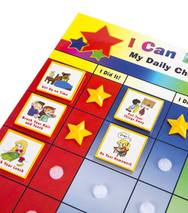 """I Can Do It"" My Daily Checklist by Kenson Kids - Kenson Parenting Solutions"