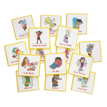 "Load image into Gallery viewer, ""I Can Do It!"" Reward Chart Supplemental Exercise Pack by Kenson Kids"