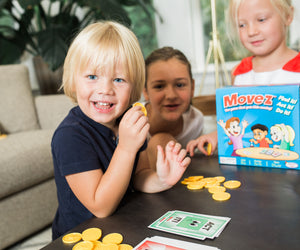 Movez™ The Game that Gets Kids Moving! - Kenson Parenting Solutions