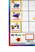 "Load image into Gallery viewer, ""I Can Do It!"" Reward Chart by Kenson Kids"