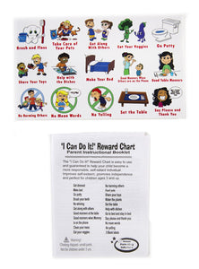 """I Can Do It!"" Reward Chart by Kenson Kids"