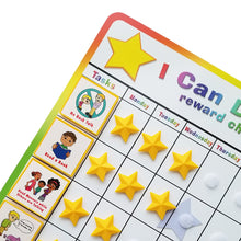 "Load image into Gallery viewer, ""I Can Do It!"" Reward Chart Supplemental Behavior/Family Pack by Kenson Kids - Kenson Parenting Solutions"
