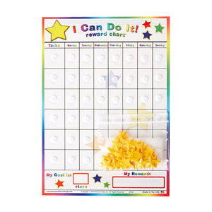 Replacement Board and Stars by Kenson Kids - Kenson Parenting Solutions