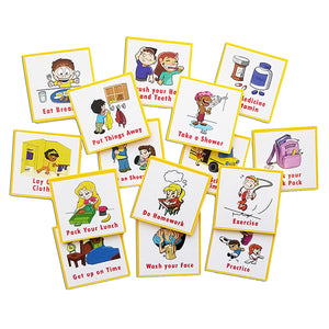 """I Can Do It!"" Reward Chart Supplemental School Pack by Kenson Kids"