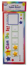 "Load image into Gallery viewer, ""I Can Do It!"" Token Board Star Incentive Chart (3 Pack) by Kenson Kids - Kenson Parenting Solutions"
