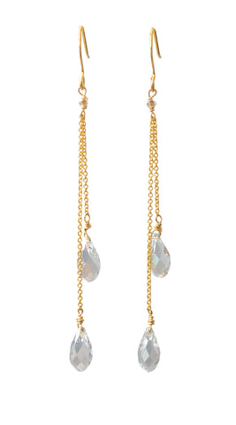 tracey lariat earring