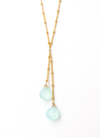 grace lariat necklace