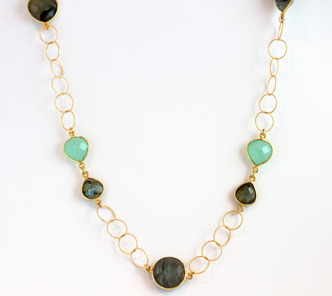 diana bubble necklace