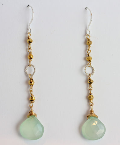georgina teardrop earring