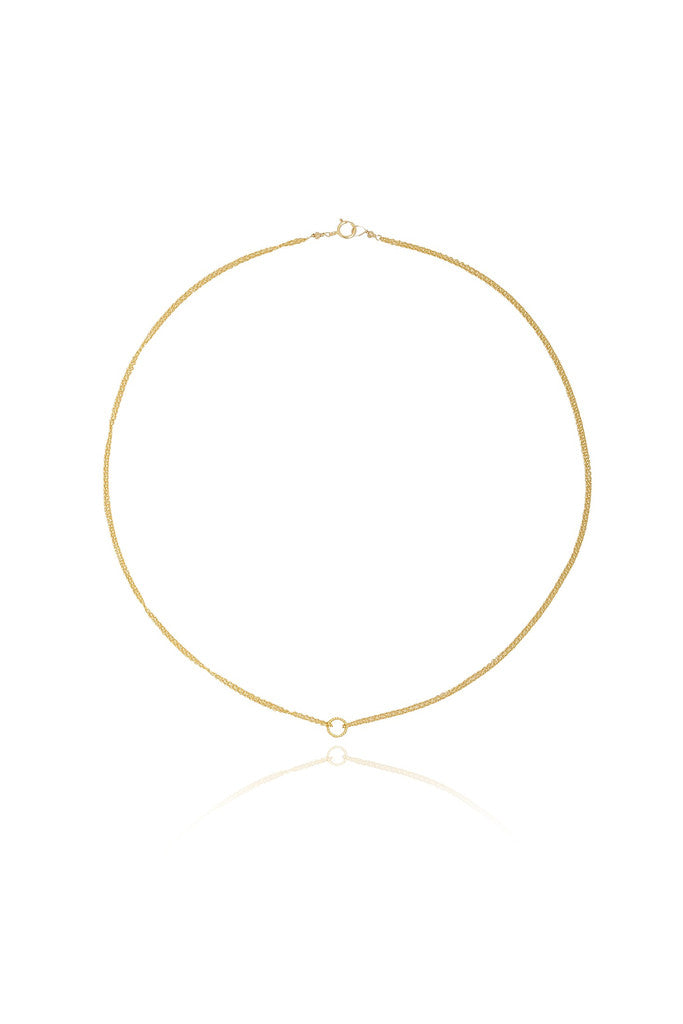 georgina loop necklace