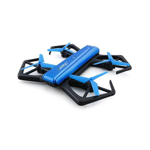 Foldable Mini WIFI FPV Selfie Drone With HD Camera