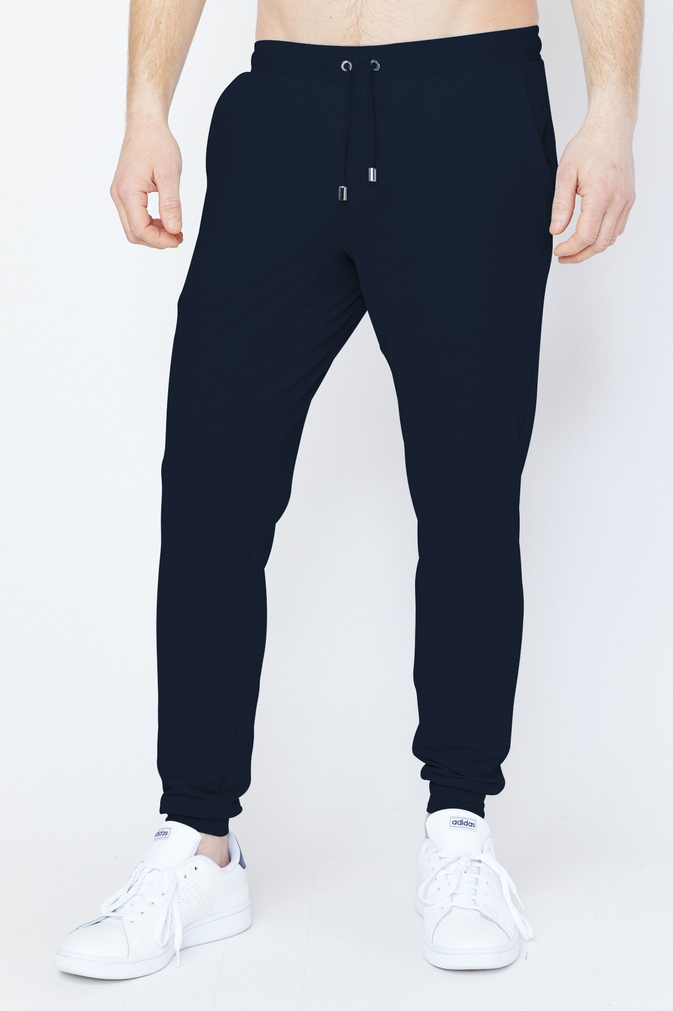 Donahue Jogger in Black
