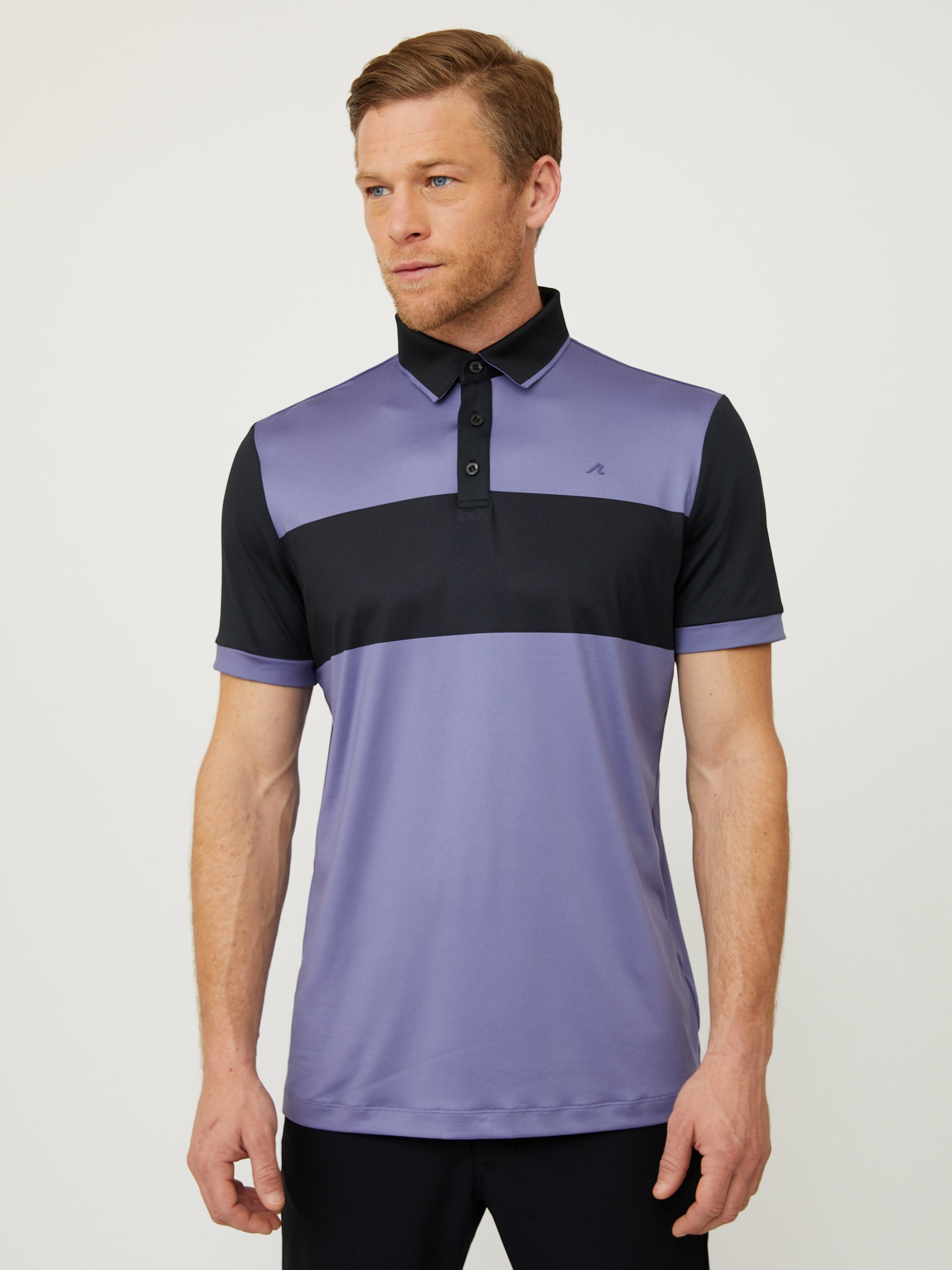 Lloyd Polo Heron/Black
