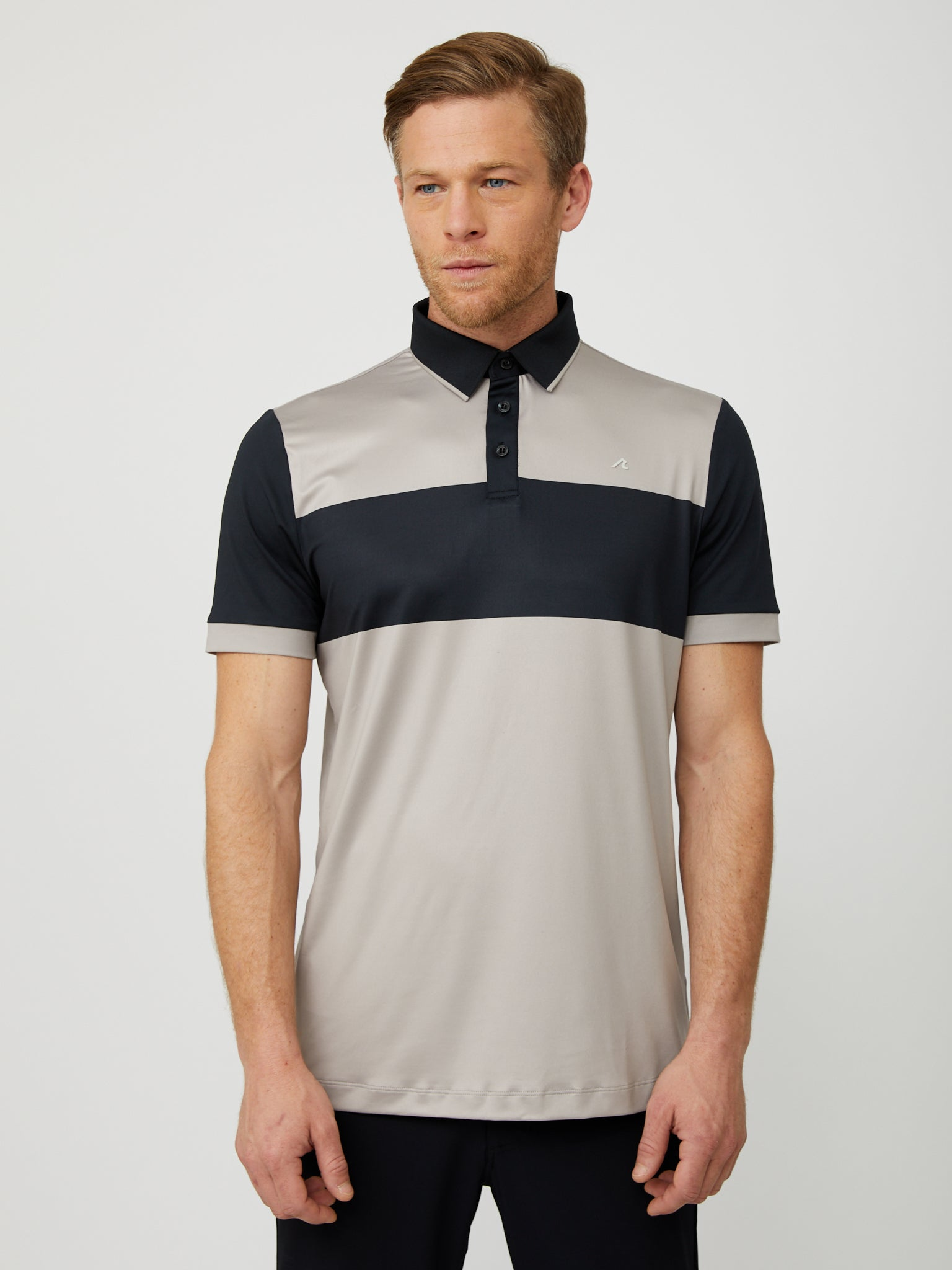 Lloyd Polo in Paloma/Black