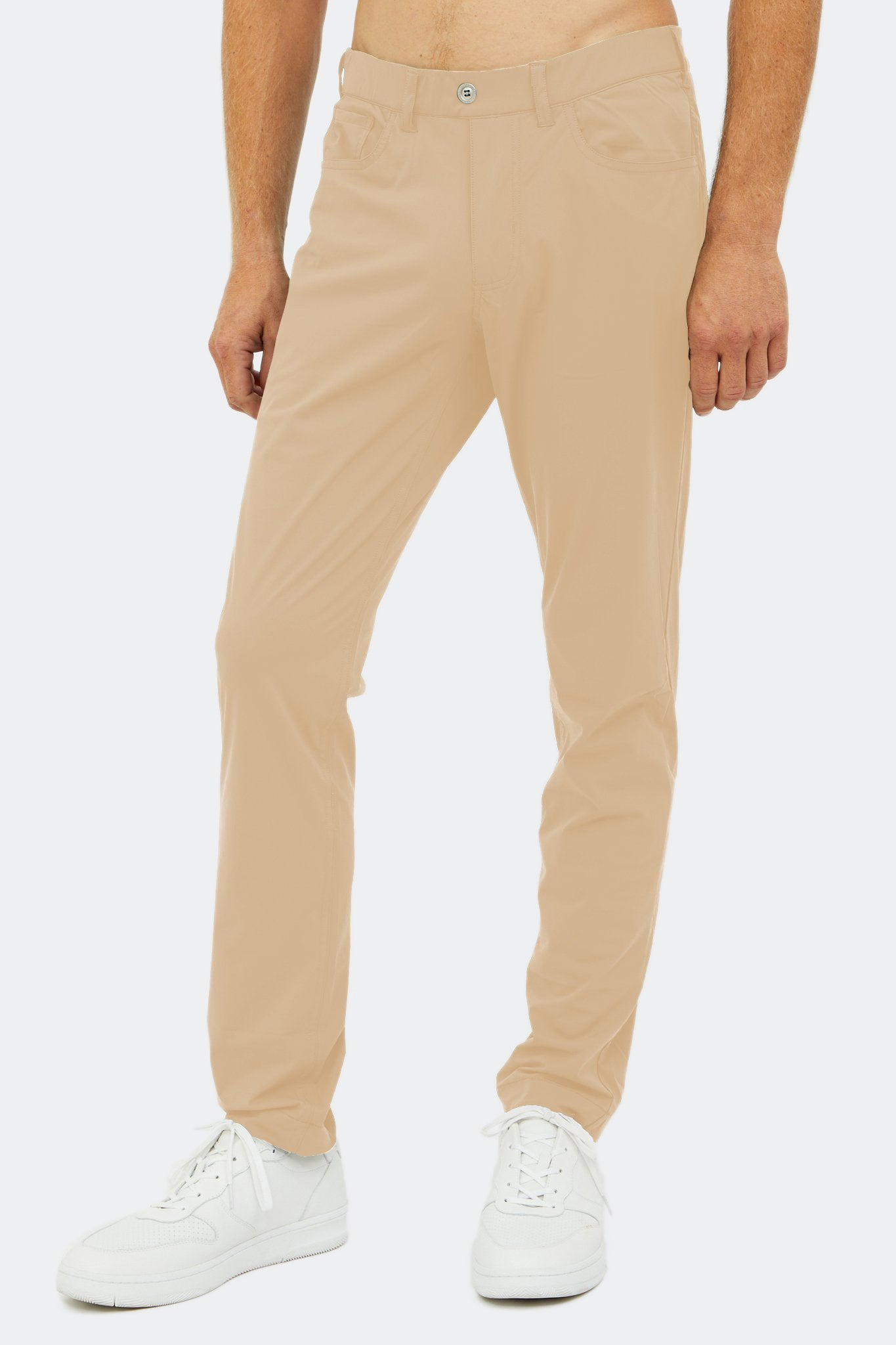 Kent Pull-On 5 Pocket in Pale Khaki