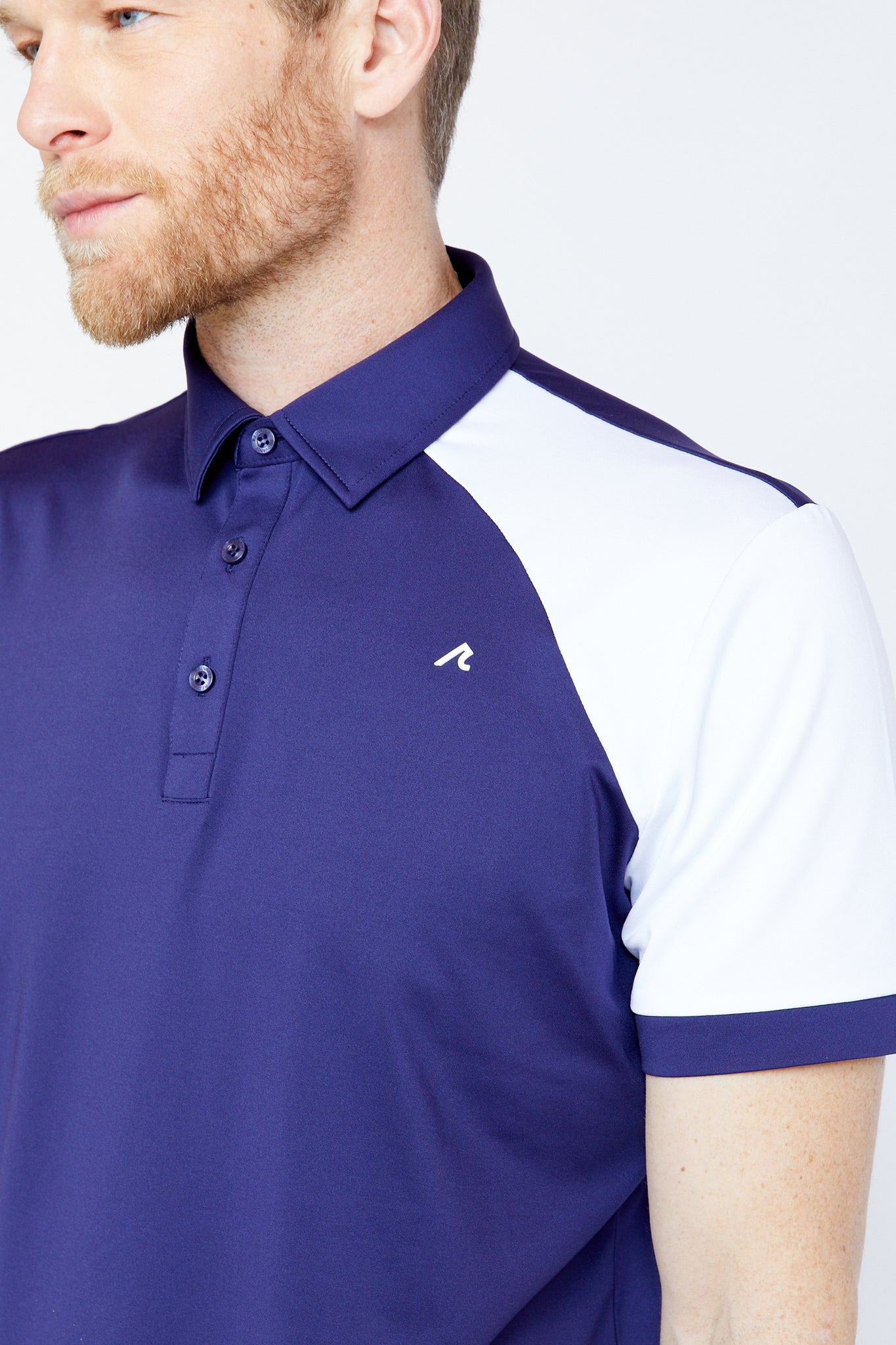 Hyde Polo in Astral Aura/White