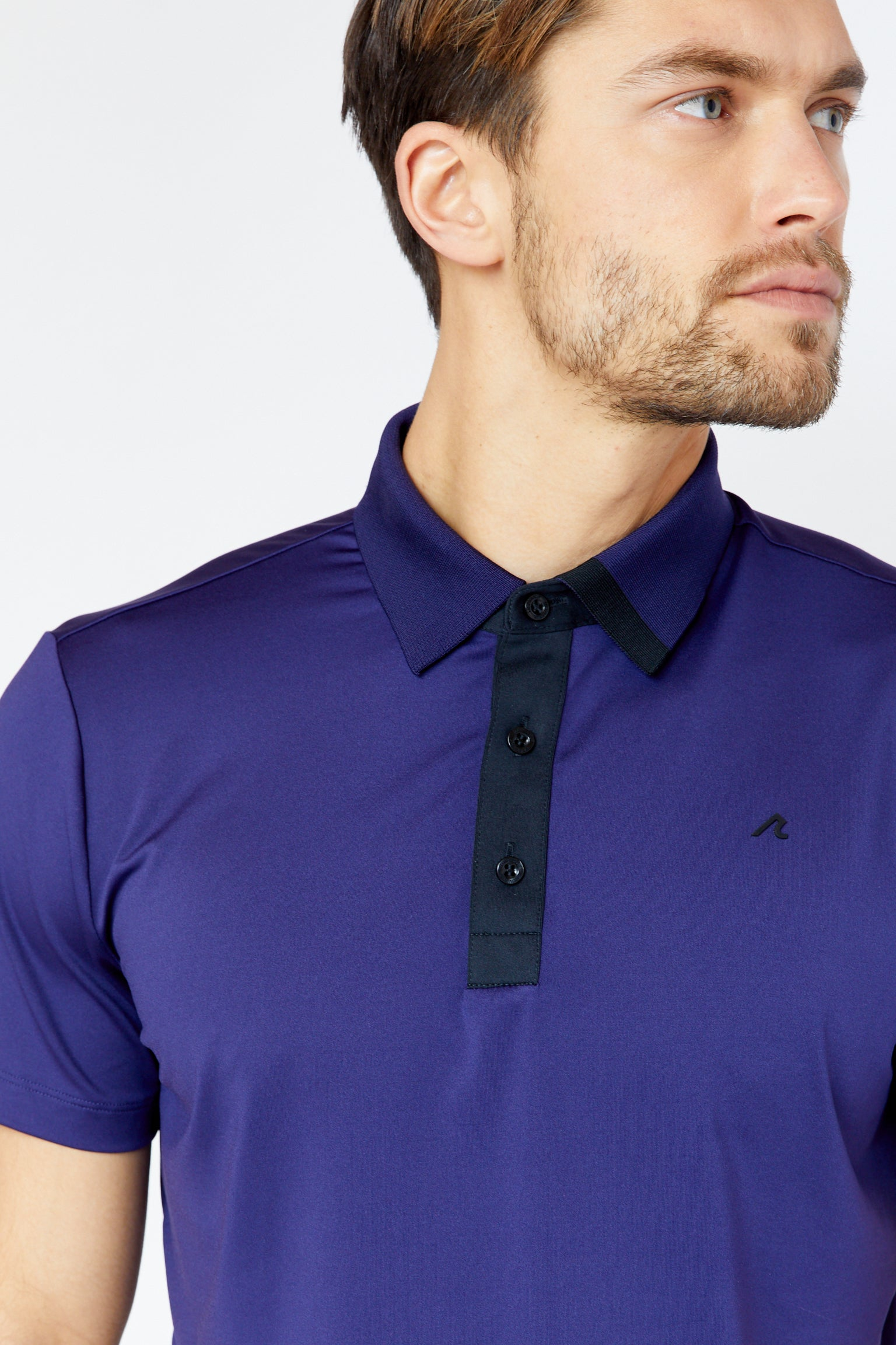 Montgomery Polo in Astral Aura