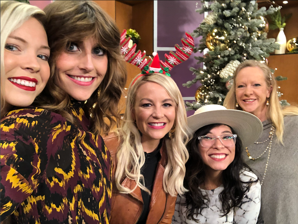 BTS with Studio 512 - Holiday Segment