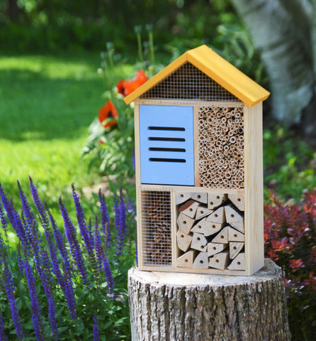 "Nature's Way Beneficial Insect House Selected for March's ""Retailer Picks"" in Hardware Retailing Magazine!"