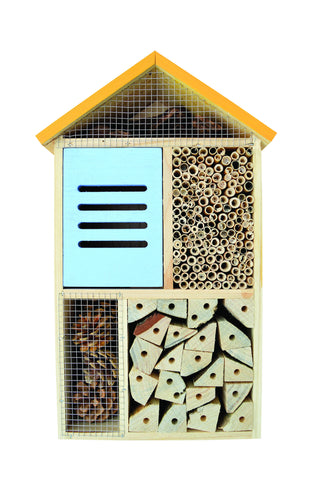 Better Gardens Deluxe Beneficial Insect House