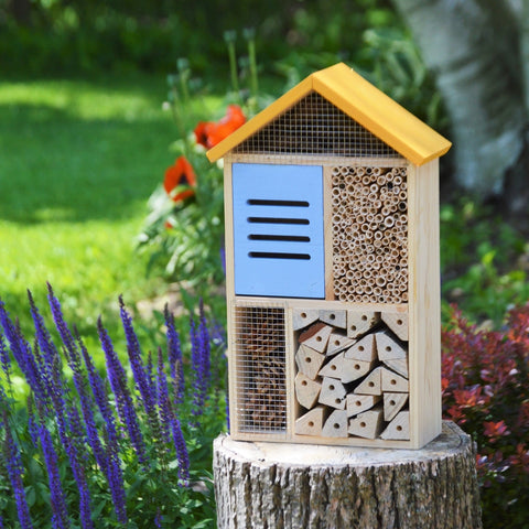 Better Gardens Deluxe Beneficial Insect House (Model# CWH8)
