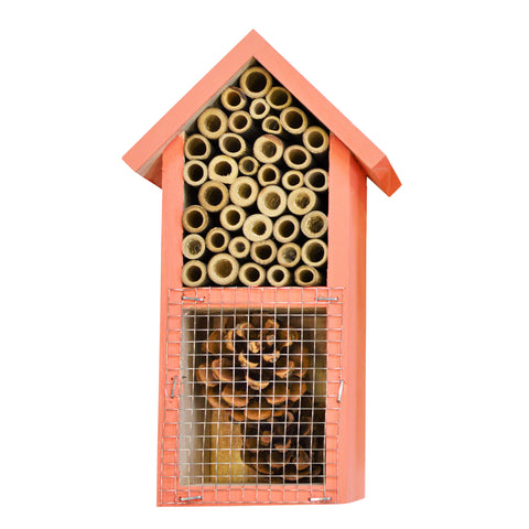 Better Gardens Dual-Chamber Beneficial Insect House (Model #PWH2-B)