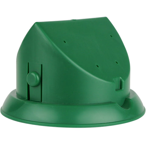 Green tube feeder base
