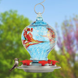 Artisan Gravity Hummingbird Feeder - Sunny Day (Model# AGF3)