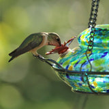 Illuminated Hummingbird Feeder (Model# WWGHF7)
