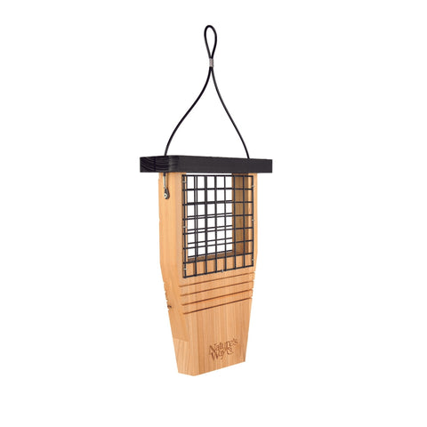 Tail-prop Suet Feeder (Model# CWF1)