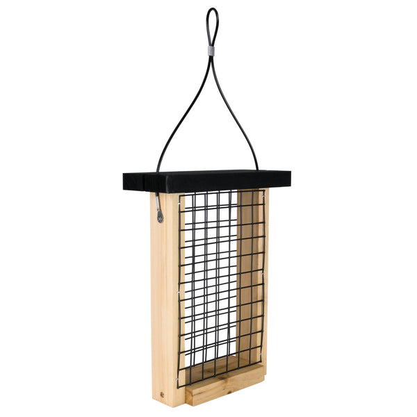 Double Suet Tail Prop Feeder (Model# CWF31)