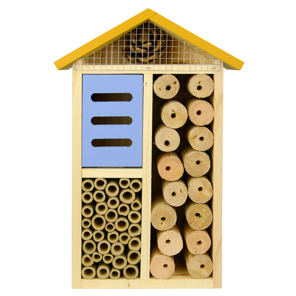 Better Gardens Multi-Chamber Beneficial Insect House (Model #PWH3-A)