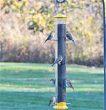 "Deluxe Thistle Seed Feeder - 25"" (Model# DT25-Y)"