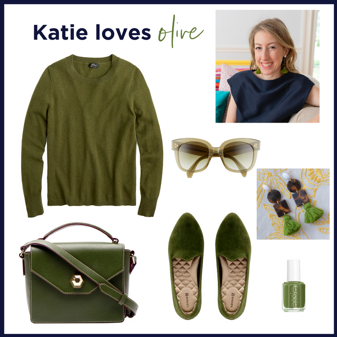 Fall Style: Olive Green