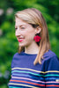 handmade designer womens red coral earrings katie bartels