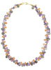 womens multicolor adelina necklace katie bartels
