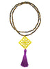 womens tigerseye jodhpur necklace katie bartels