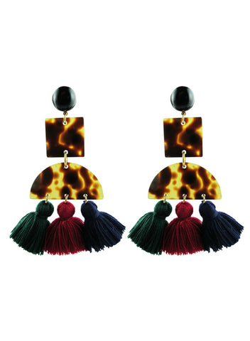 handmade designer womens dark madri earrings katie bartels