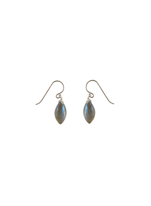 women grey labradorite mia earrings katie bartels