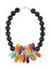 womens multicolor nisrine necklace katie bartels