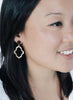 handmade designer womens small rania earrings katie bartels