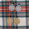 handmade womens gold and silver rima earrings katie bartels